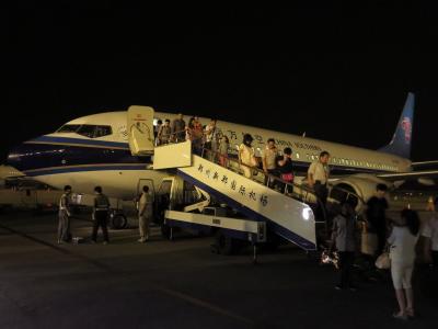 7 days in Tibet34★飛行機で西寧から鄭州へ!