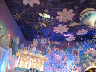 クリスマスのディズニーへ ランド+アンバサダー+シーの旅