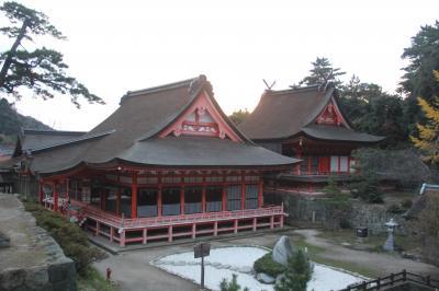 201411-08_中国地方の紅葉狩り(出雲大社周辺)/Izumo in Shimane