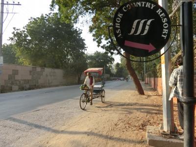 初めての不安を抱えたインド旅(No2 Delhi)