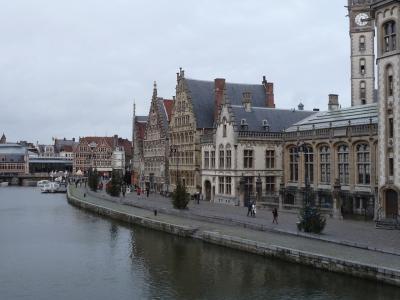 中世の街ゲント