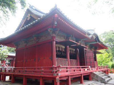 太田市で初めて知った神社など。。。