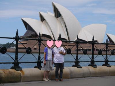 ⑥ジエットスター 直行便でいっちゃいましたオーストラリア 2日目 シドニー