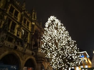 ☆ドイツ☆ クリスマスマーケットを巡る旅♪ 2日目・3日目 ミュンヘンのクリスマスマーケット
