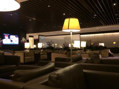 セブ島&シンガポールひとり旅その3 Day1-3 inシンガポールチャンギ空港 ~シルバークリスラウンジで夜明かし~