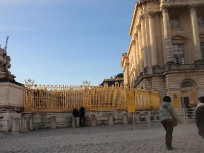 イルド・フランスのベルサイユ宮殿を見学