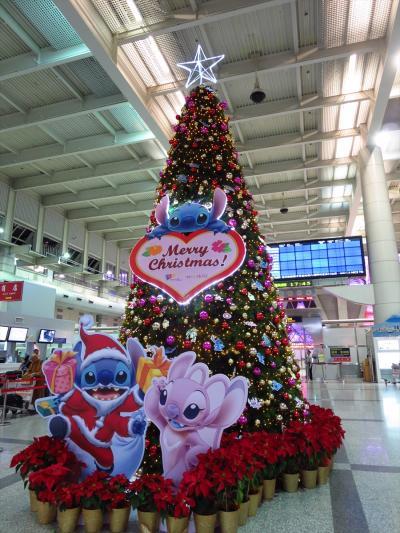 誕生日プレゼントは台湾旅7★高雄★空港にてぶらぶら…そして再見臺灣!また来るよ~