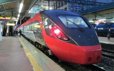 2014年10月 韓国鉄道の旅(全4日間)