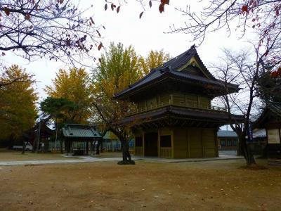 加須と羽生のうどん巡りと街歩き