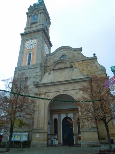 ヨハン・セバスティアン・バッハの足跡を訪ねて その3 アイゼナッハの聖ゲオルク教会