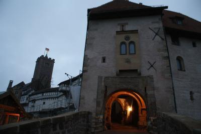 ヨハン・セバスティアン・バッハの足跡を訪ねて その4 ワルトブルク城
