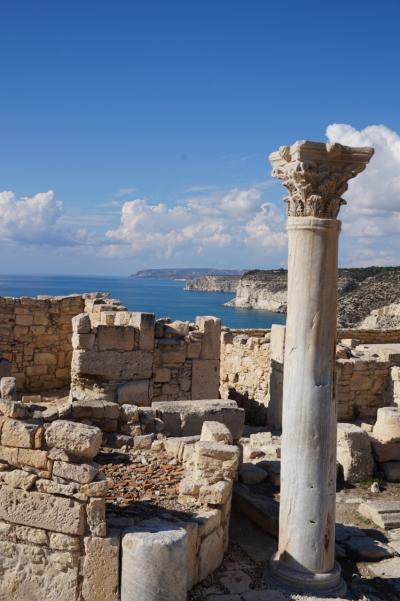 キプロス・リマソールとクリオン遺跡、トロードス、アマサス遺跡