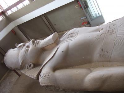 ダハシュール・メンフィス・サッカラ ~2009年12月 エジプト旅行記 その18~