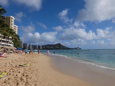 3歳になった娘とハワイ旅行!!