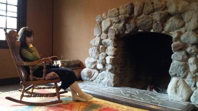 由布院の温泉旅館