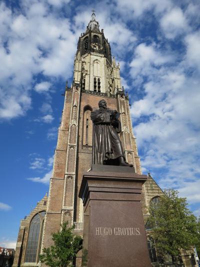 2014年 夏はオランダ・ベルギー18日間 その5:デルフト