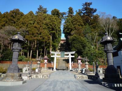 師走の塩釜神社&旧亀井邸を見学