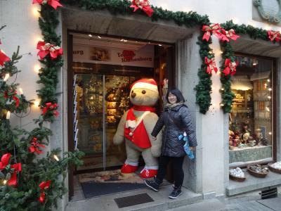 ☆ドイツ☆ クリスマスマーケットを巡る旅♪4日目 ローテンブルク