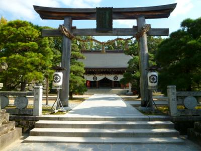 松陰神社に行って来ました♪(2014年11月)