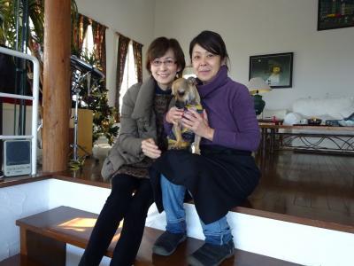 最高のクリスマスイブは伊豆で Airbnb国内初体験