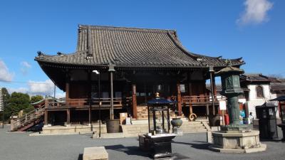 西国二十二番 総持寺参拝