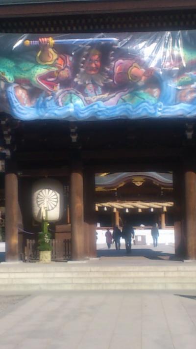 相模の国の一宮 寒川神社