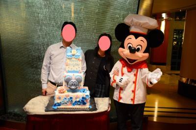 香港4★誕生月ディズニー★シェフミッキーでディナーブッフェ