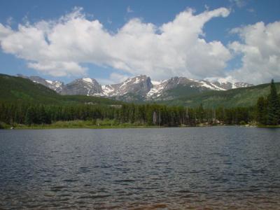 ロッキー山脈国立公園