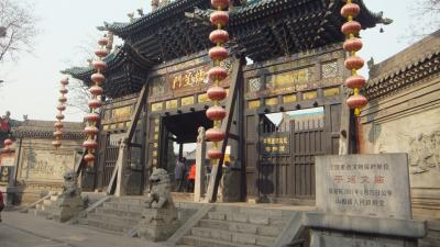 山西省-平遥古城で明の時代へ思いを馳せる旅