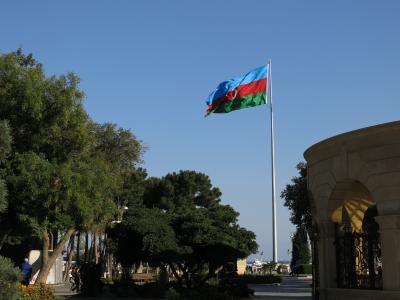 初めてのアゼルバイジャン バクー旧市街散歩
