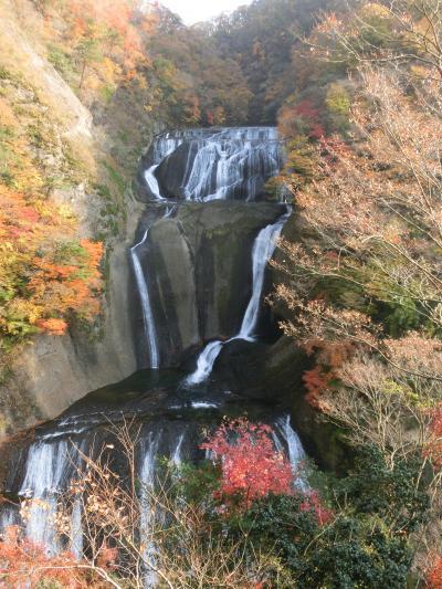 袋田の滝を見に行く