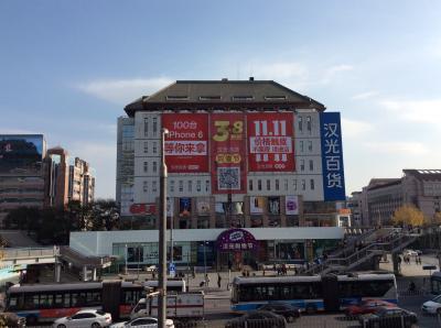 北京エリア&グルメガイド⑤  西単・軍事博物館