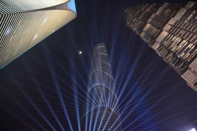 上海★上海タワーの夜景
