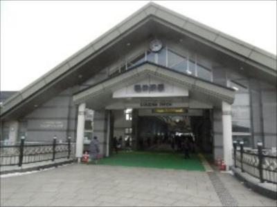 八ヶ岳高原線としなの鉄道 佐久から軽井沢まで。