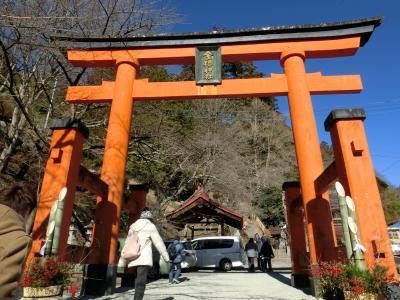 我が家の初詣~初めて知ったパワースポット☆金櫻神社~