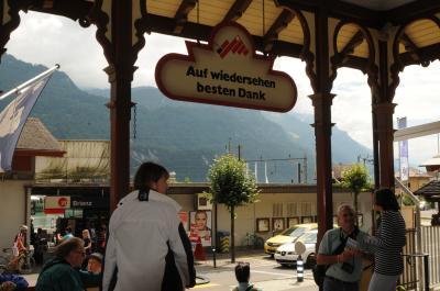 ブリエンツ山岳鉄道
