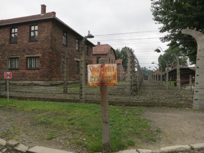 アルザス・ポーランド鉄道パス一人旅2013(7日目アウシュビッツ)