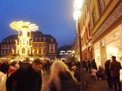 ドイツのクリスマスマーケットと立寄りヘルシンキ【2日目②】