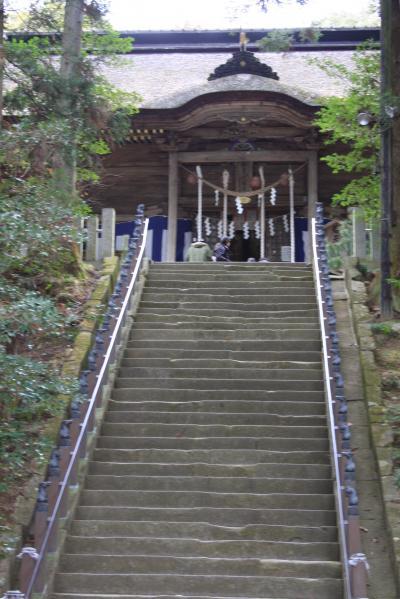 遠出の初詣。。。。相馬・中村神社と岩沼・金蛇水神社へ。。。