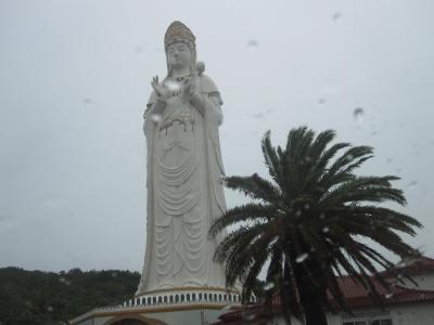 2014  雨の小豆島ドライブ