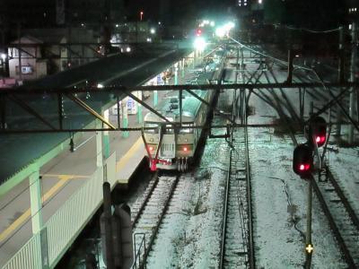 大晦日、新潟駅界隈と駅弁と