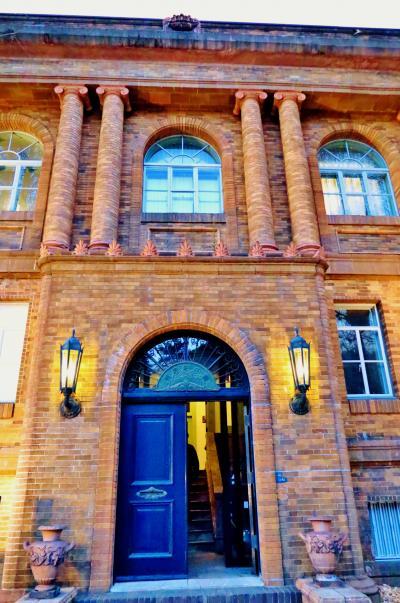 上野新春a 黒田記念館 リニューアル・オープン初日 ☆「湖畔」などは特別室で