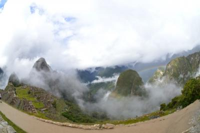 1泊2日 雨季のインカ・トレイルの旅