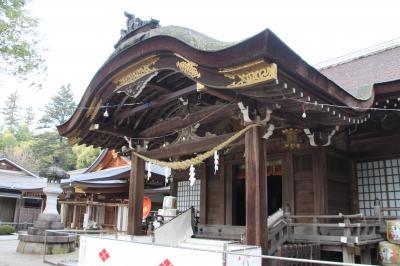 武田信玄の躑躅ヶ崎館跡に建つ武田神社参拝