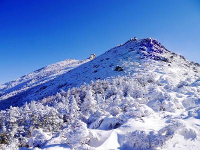 金峰山で新年初登山!!