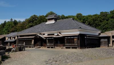 「マッサン」余市編のロケ地/北海道開拓の村♪