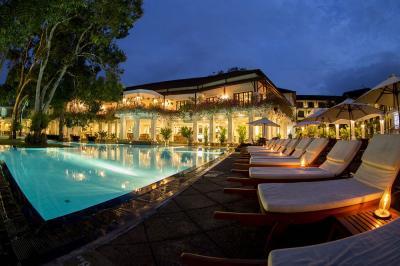 Kandyの5スターホテル