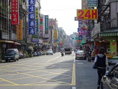 冬たび2014~カンボジア・台湾~Chapter 1桃園