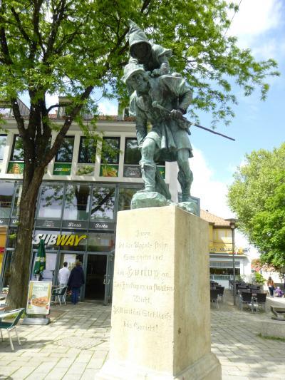 ≪伝説:フックウプ(ヒルデスハイム)Die Sage:Huckup(Hildesheim)≫