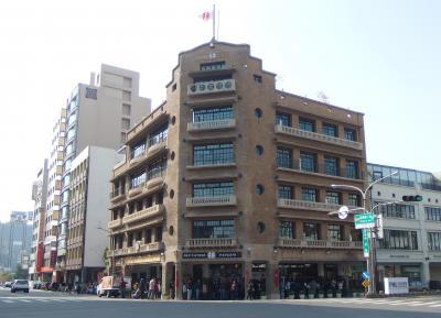 大浴場があるホテルに泊まって台湾一周・・・七日目 台南編①(林百貨店と台湾歴史博物館)